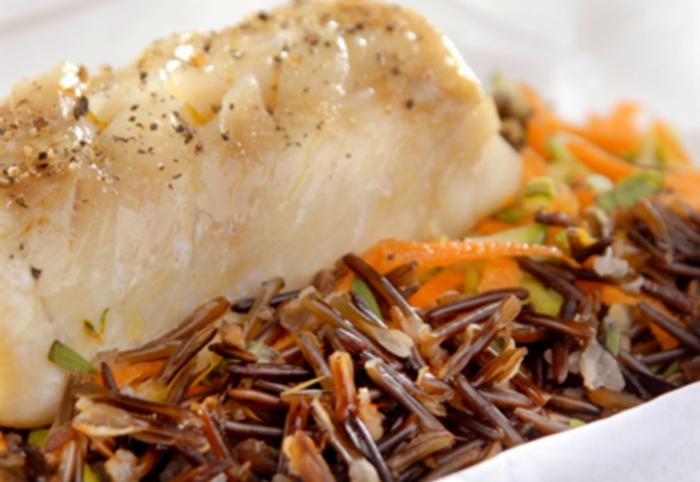 peixe-com-arroz-selvagem