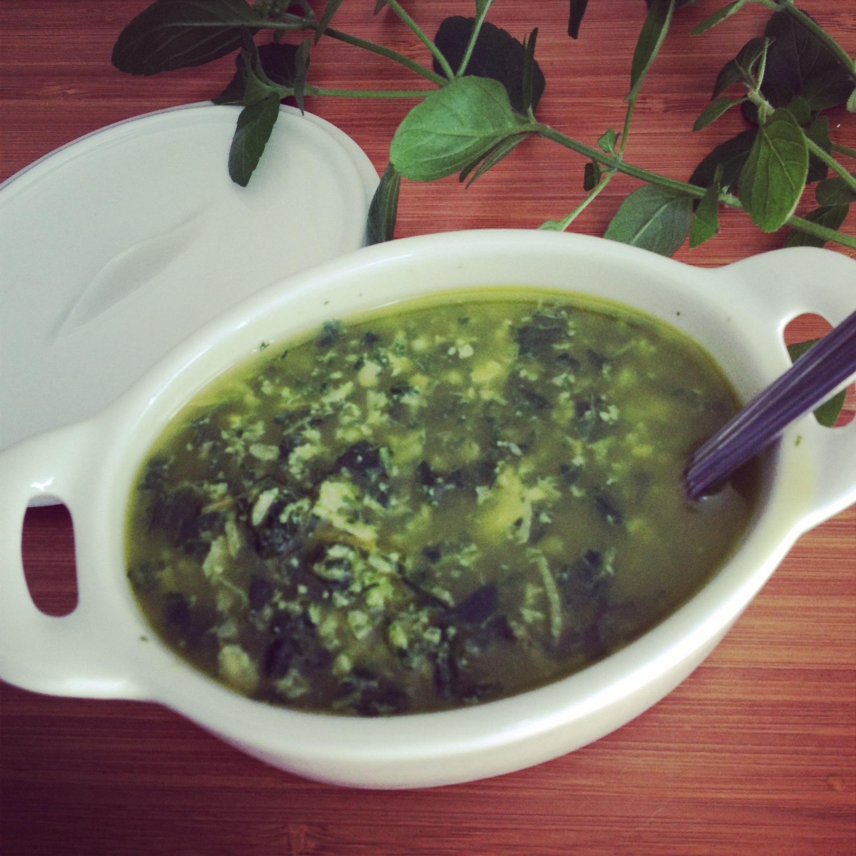 Molho Pesto com Limão - Nova Oliva 06