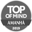 Top of Mind - Amanhã - RS|2019