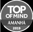 Top of Mind - Amanhã - RS|2019