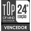 Top Of Mind Salvador - 24ª Edição - Vencedor